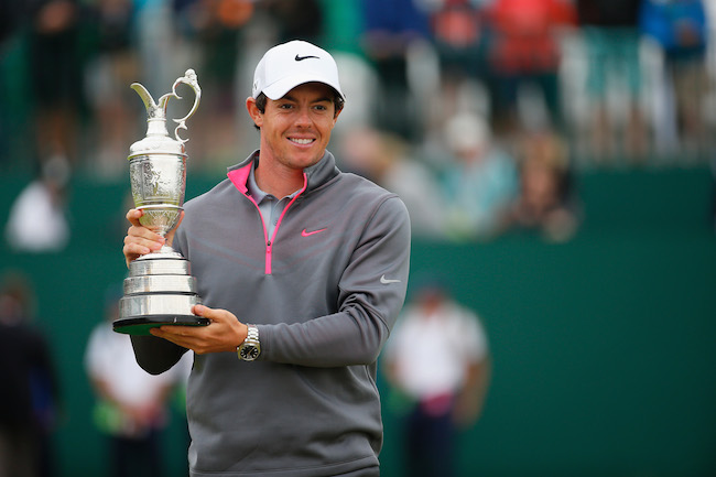 Rory McIlroy :: What's in the bag