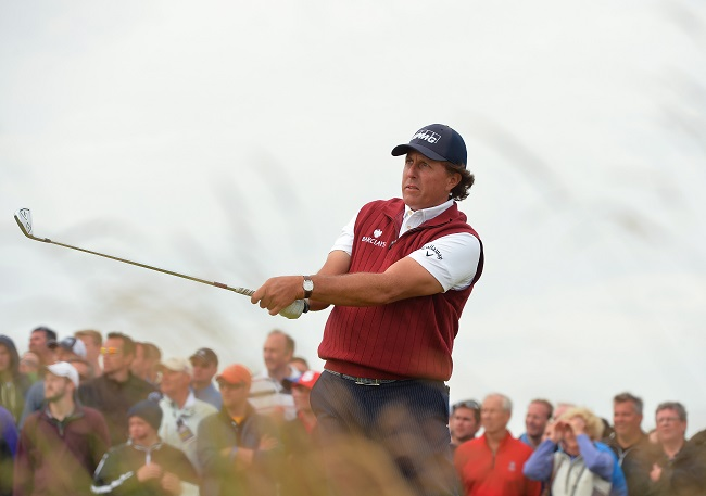 The Open: 2-iron proves popular choice