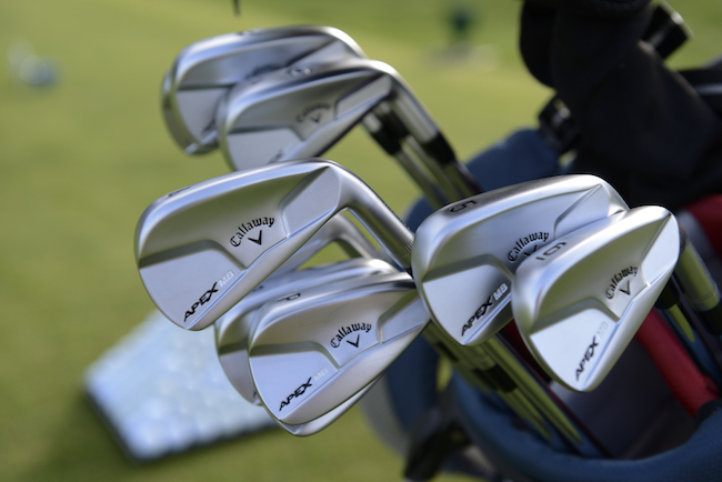 Callaway unleashes MB and UT irons