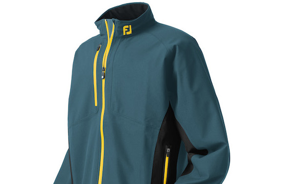 FootJoy showcases new waterproof rainwear