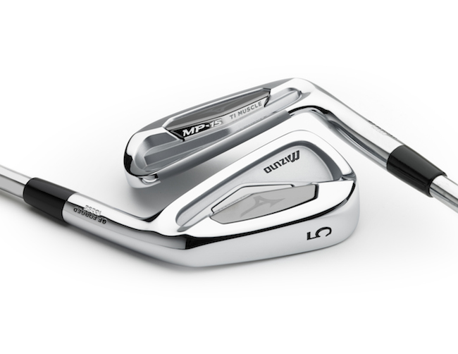 Mizuno launches new MP irons