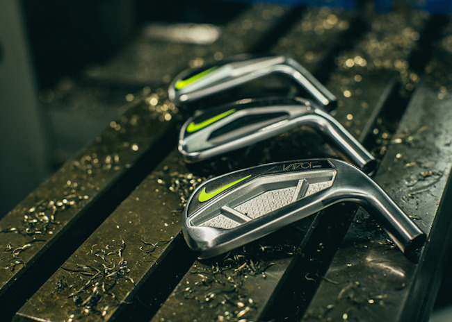 Nike Golf Unveils Vapor Iron family