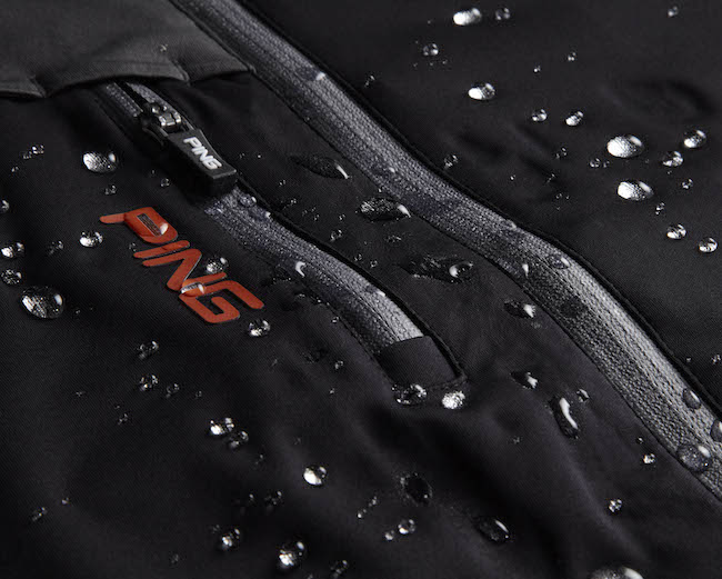 Ping unveils waterproof 'game changer'