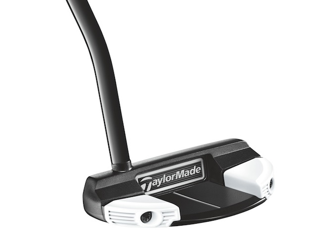 TaylorMade debuts three premium putters