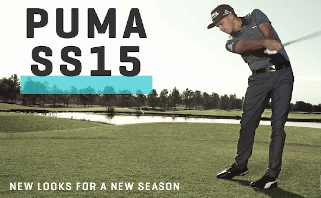 Puma launches 2015 apparel