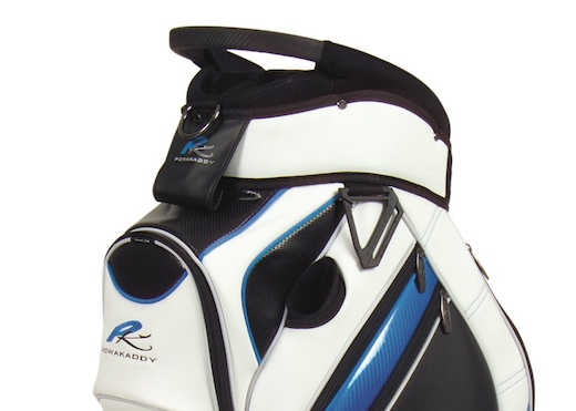 PowaKaddy unveil 2015 cart bag range