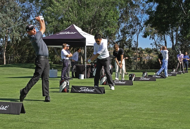 Titleist launch UK-wide trial events