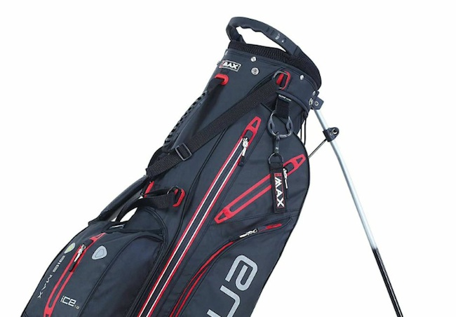 BIG MAX unveil three new golf bags