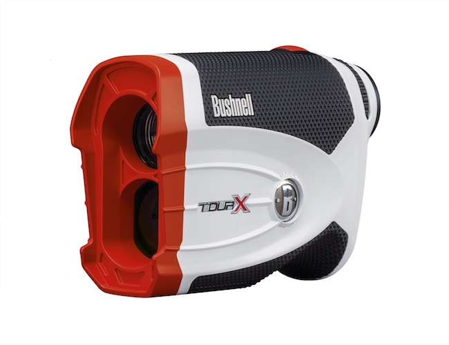Bushnell unveil new Tour X rangefinder