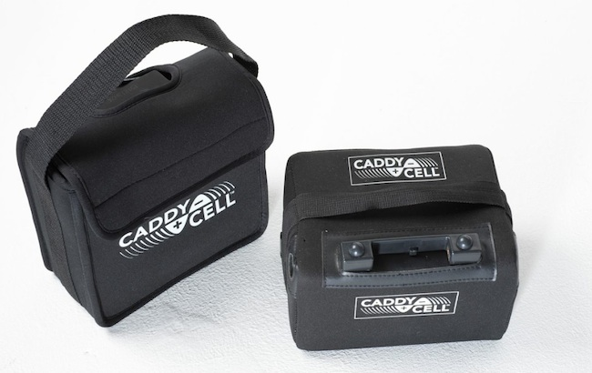CaddyCell offer battery guarantee
