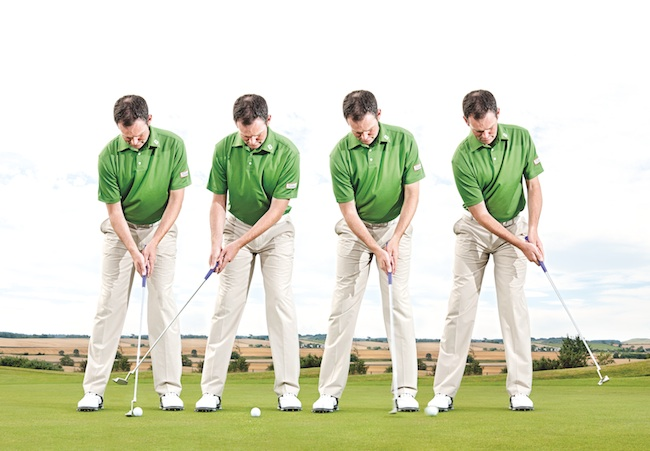 How to roll your putts