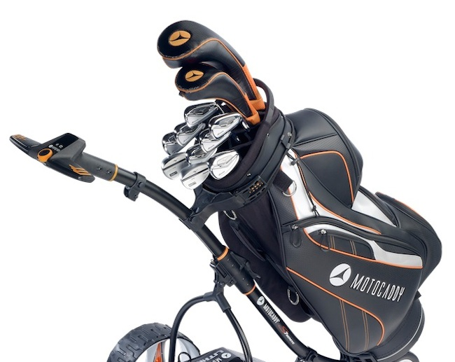 Motocaddy reveal innovative S7 trolley