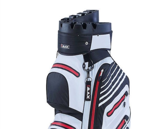 BIG MAX extend cart and stand bag range