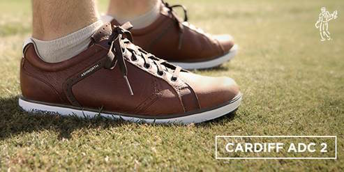 Ashworth Golf unveil two new shoes