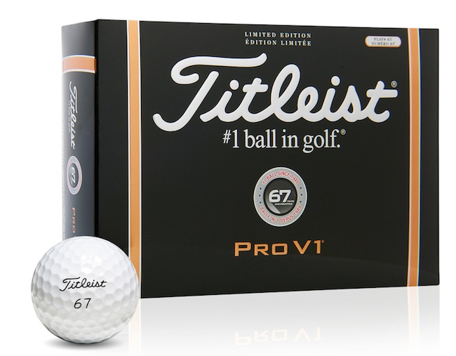 Titleist continues major dominance