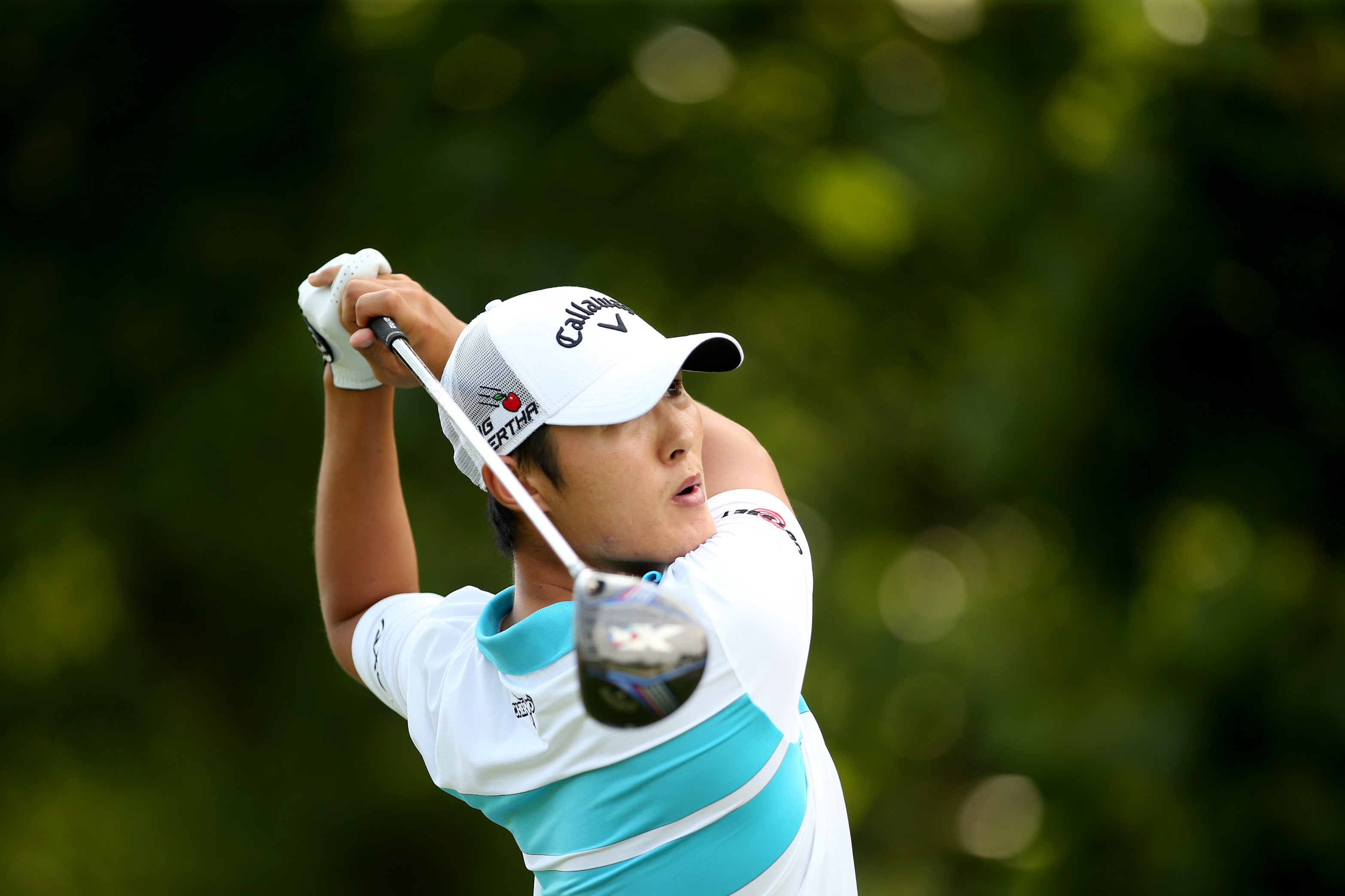 Danny Lee changes driver, wins Greenbrier
