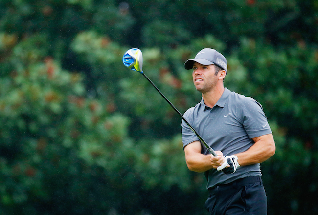 Paul Casey games new Nike driver