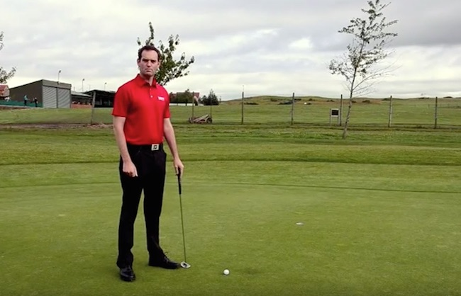 WATCH :: Linear and non-linear putting