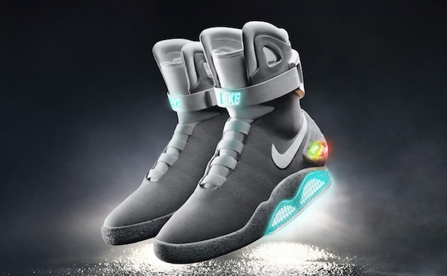 Nike unveil 2015 Mag shoes