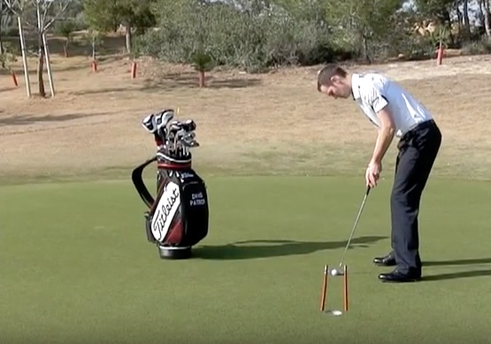 Golf Tips: Alignment sticks will boost your putting
