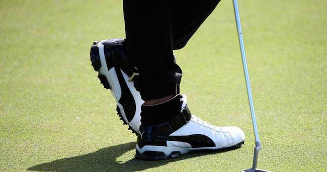 Would you wear Rickie's Puma high-tops?