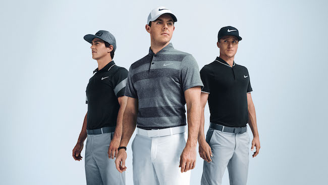 Nike continue golf's fashion revolution