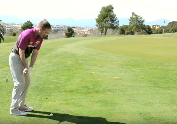 Golf Tips: Spin your wedges