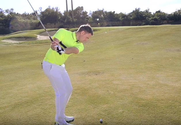 Golf Tips: Perfect 50-yard pitch shot