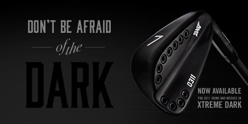 PXG go Dark – and what about a new driver?
