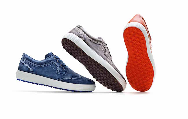 Ecco's Casual Hybrid gets colour shake-up