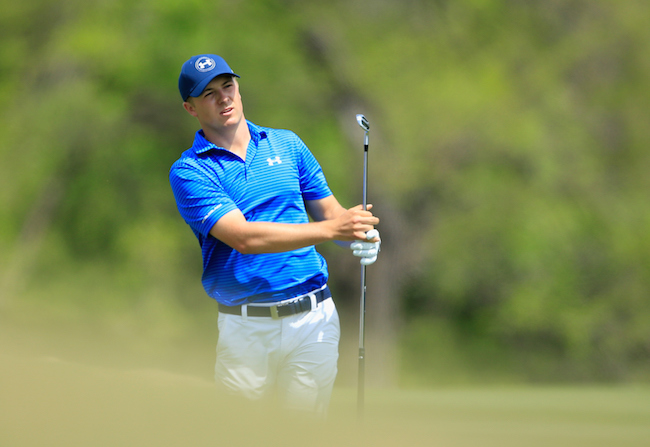 Check out Jordan Spieth's Masters scripting!