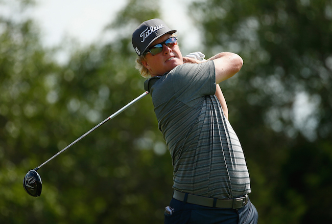 Gear ShortsHoffman's Titleist 915 driver key to victory
