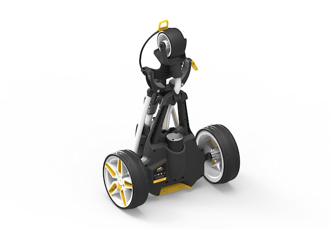 PowaKaddy Touch is on 'whole new level' | Scottish Golf Courses