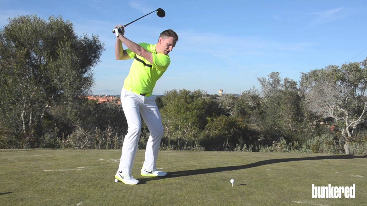 Golf Tips: Be stronger in your legs like Tiger and Rory