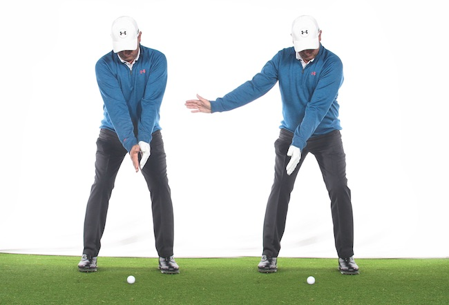 A simple trick to speed up your swing