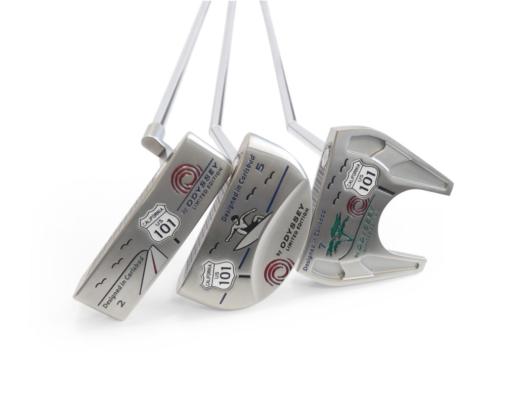 Odyssey Highway 101 :: Hot new putters