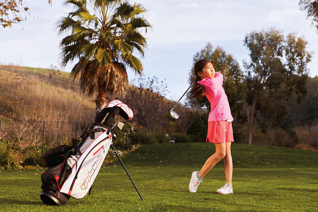 TaylorMade Phenom :: Built for juniors