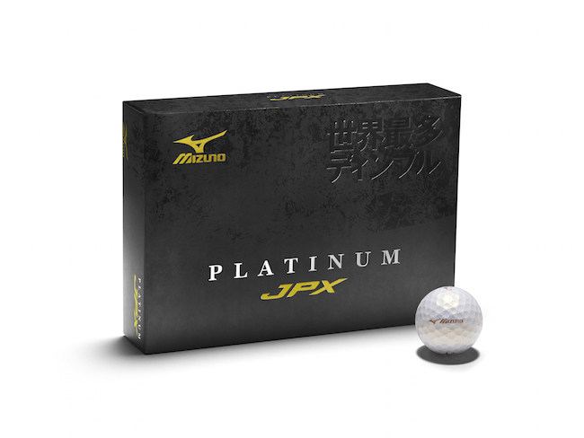 Mizuno JPX Platinum: 'Luxury for amateurs'