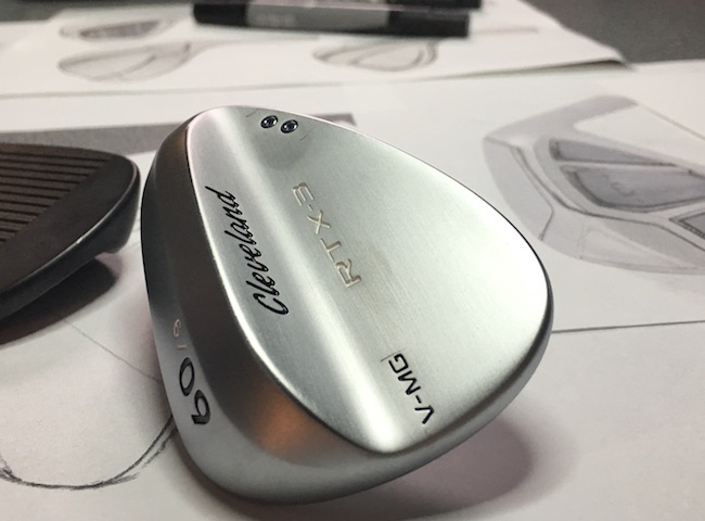 Cleveland Golf upgrades to RTX-3 wedges