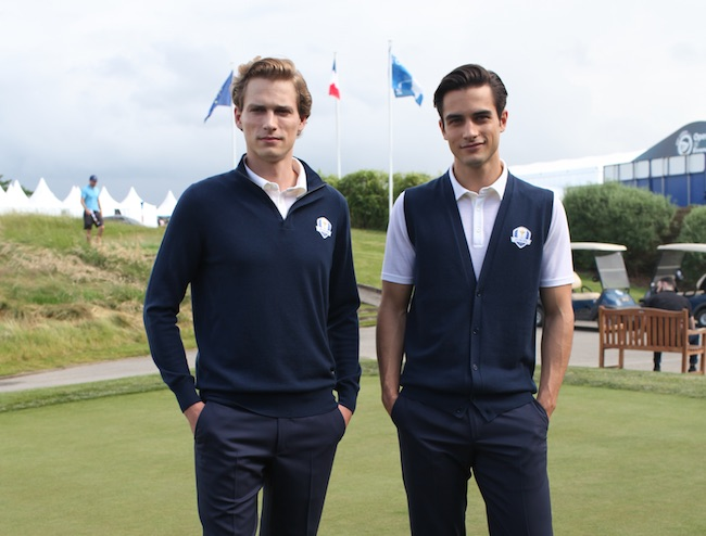Loro Piana: The new name at the Ryder Cup