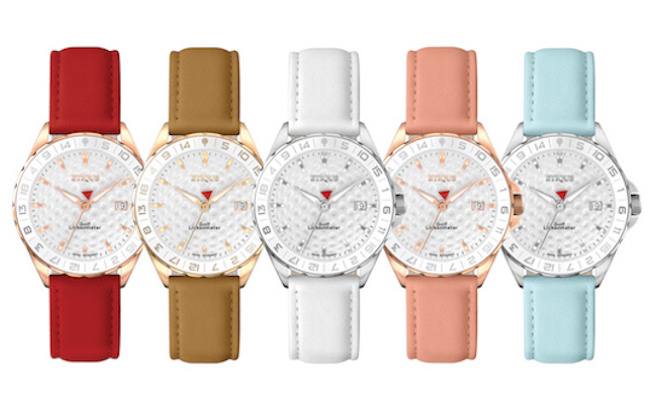 ETIQUS Sport Lady timepieces unveiled