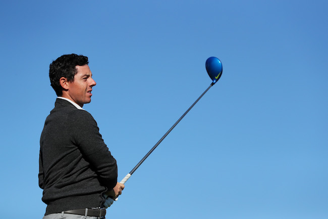 GEAR SHORTS  McIlroy to make TaylorMade driver switch?