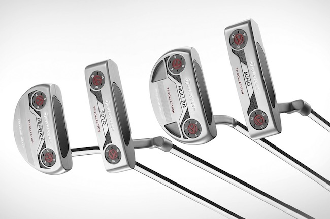 TaylorMade TP putters have wow factor