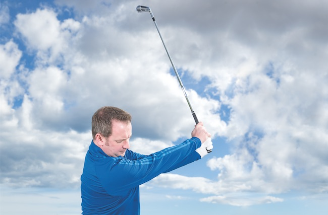 Golf tips: How to get more width