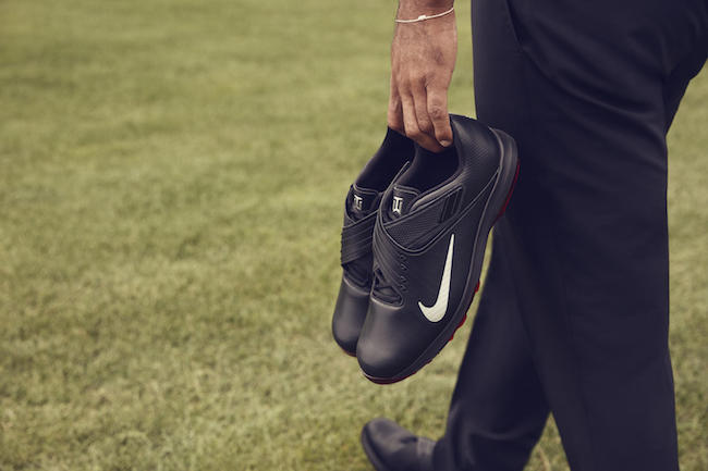 Tiger Woods to debut TW '17 golf shoe