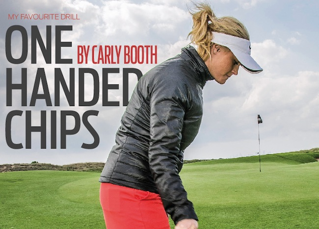 Carly Booth: How to improve your chipping