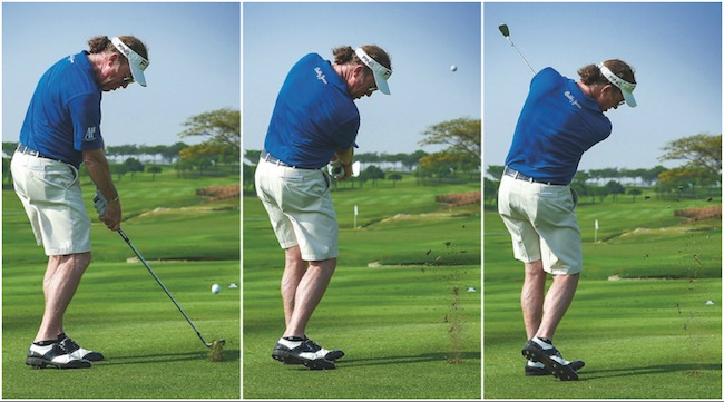 Golf tips: How to swing like Miguel