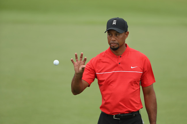 Tiger Woods: Inside his Bridgestone deal