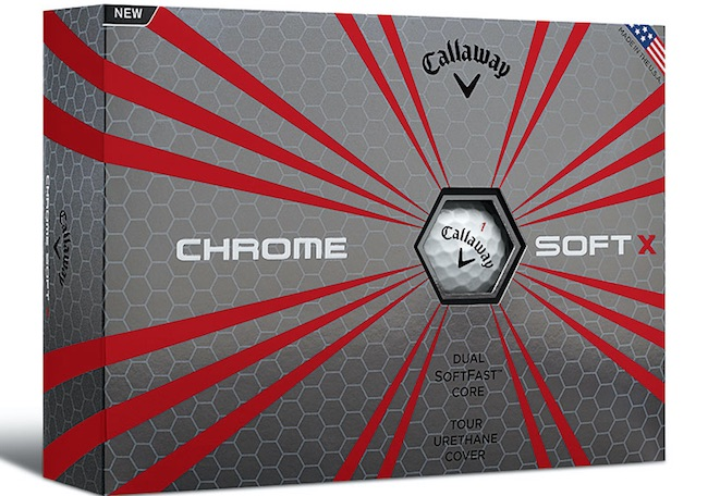 Callaway Chrome Soft has big new addition