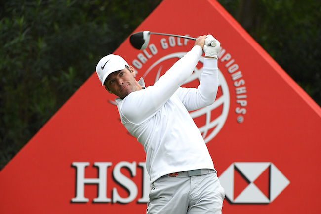 Paul Casey signs deal with TaylorMade